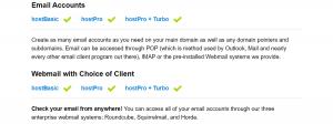 El Mail de Site5 es uno de los servicios más demandados de este proveedor.