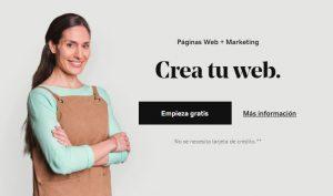 Crear una web con GoDaddy