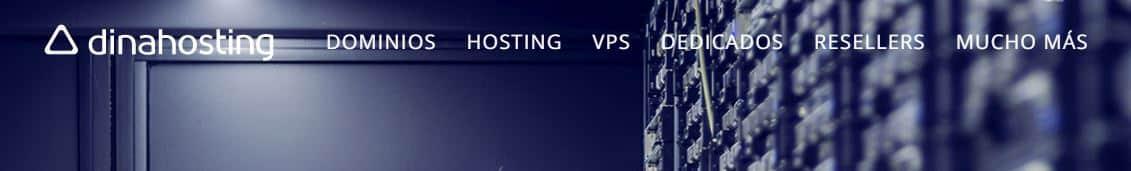 Dina hosting es un proveedor con buenas opiniones y base en España