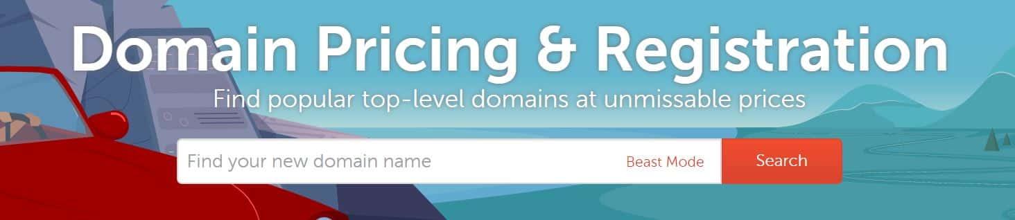 los precios de los hosting y dominio varían en función del plan que selecciones.