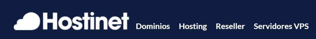 Hostinet es un proveedor hosting con sede en España