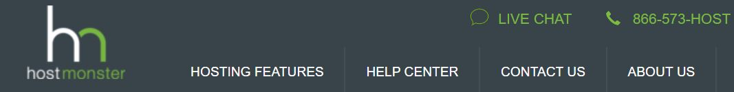 Hostmonster es un proveedor de hosting que tiene su base central en USA
