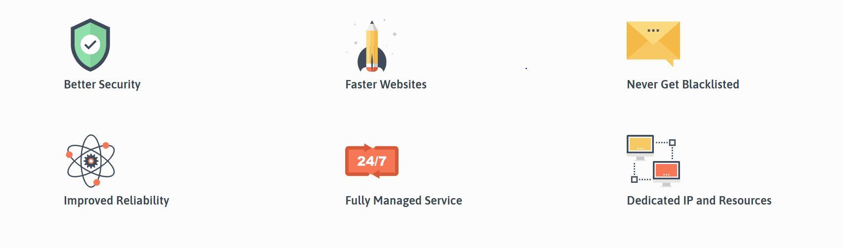 Las aplicaciones de los hosting ililimtados son variadas.