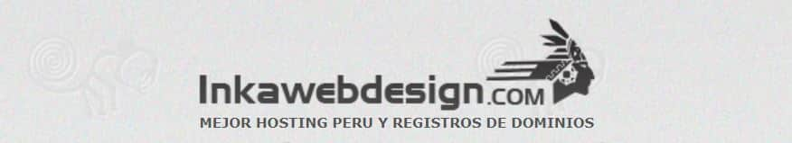 Inkawebdesign es un proveedor de hosting de Perú que registra buenas opinonies.