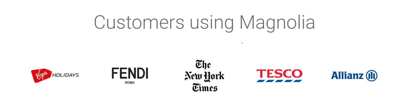 Esta herramienta es un CMS que trabaja con las mejores compañías