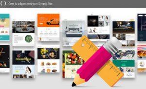Crear tu sitio web en Nominalia es sencillo y no quitará mucho tiempo