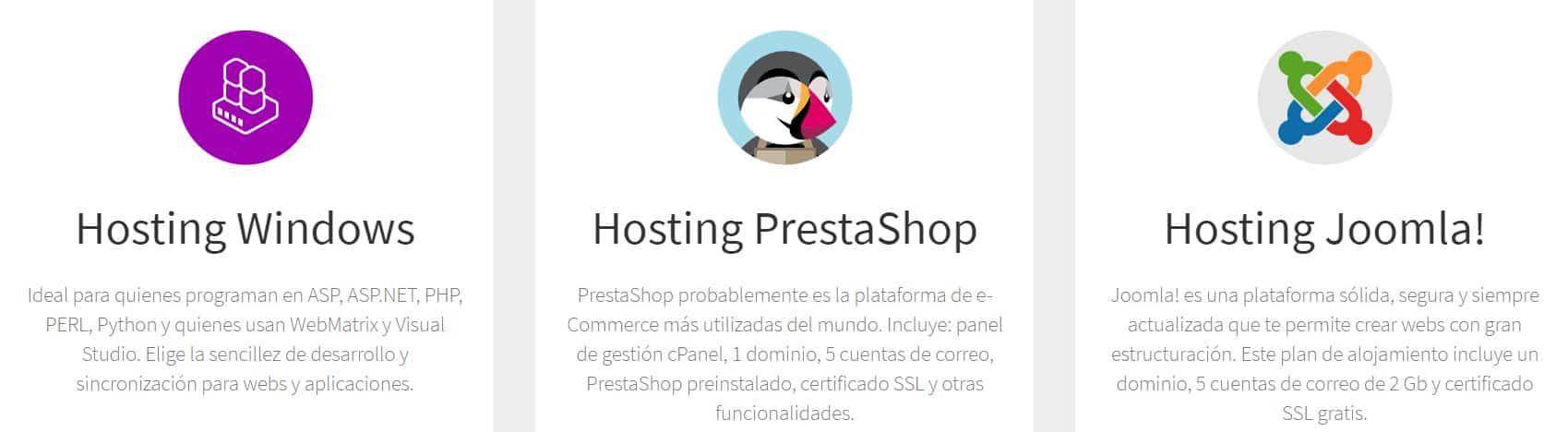 Nominalia es un proveedor de hosting con buenas opiniones.