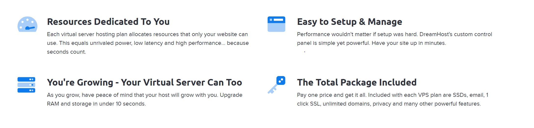 Un servidor privado es una opción estupenda para empresas o particulares.