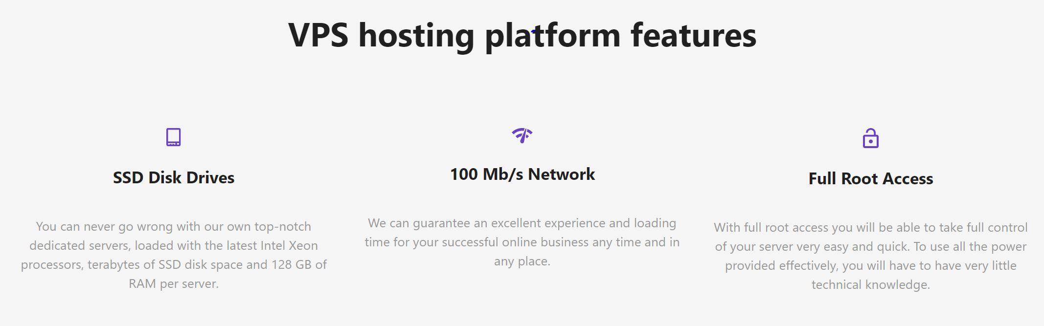 Un hosting VPS utiliza un servidor que se divide virtualmente en varios espacios.