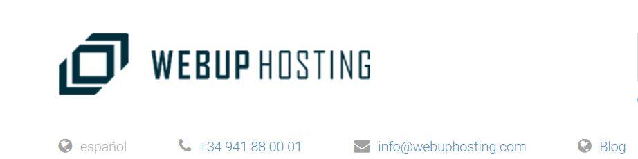 Webup hosting cuenta con muy buenas opiniones de usuarios.