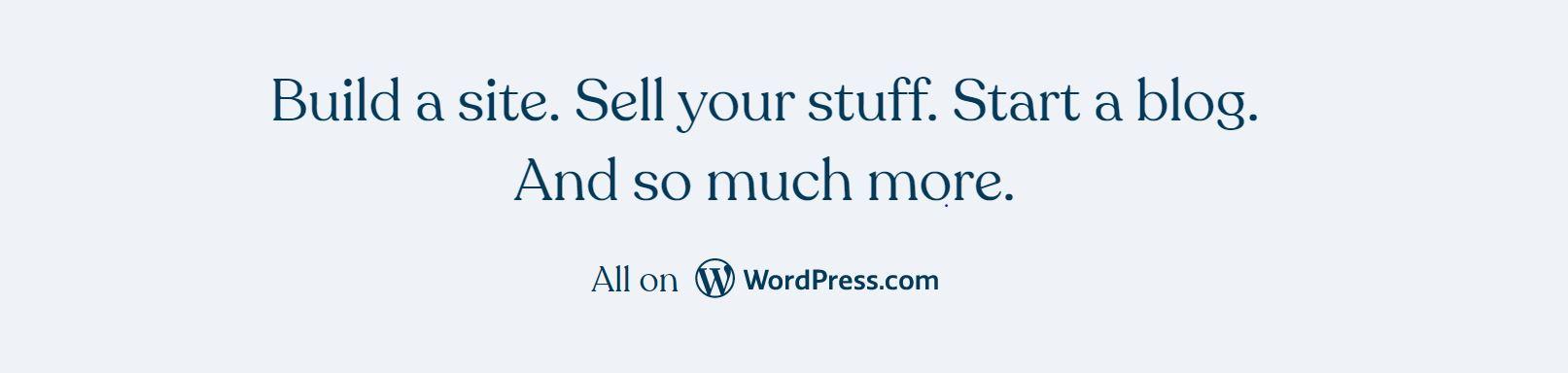 En wordpress podrás hacer un sitio web adaptado a tu empresa.