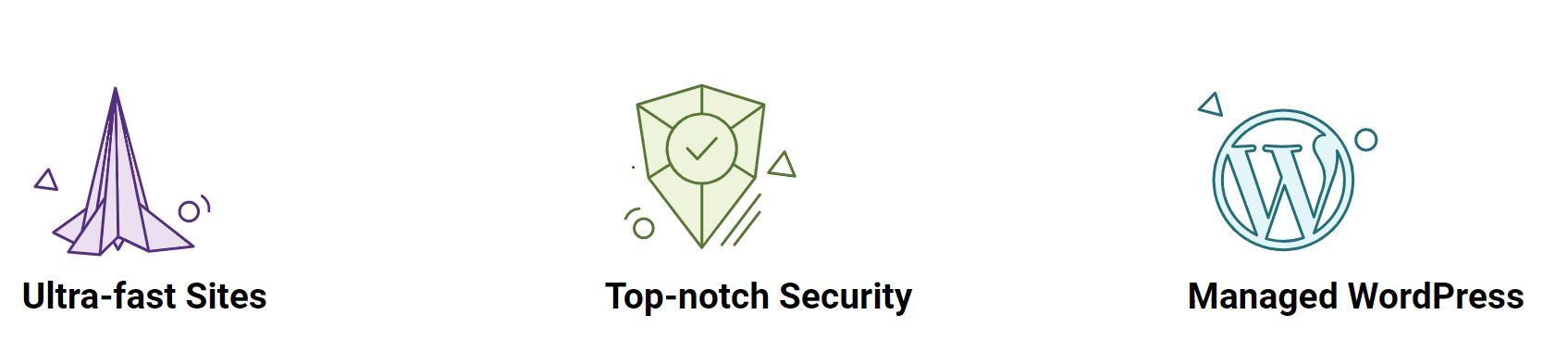 La seguridad es uno de los valores mása buscados en una comparativa de hosting.