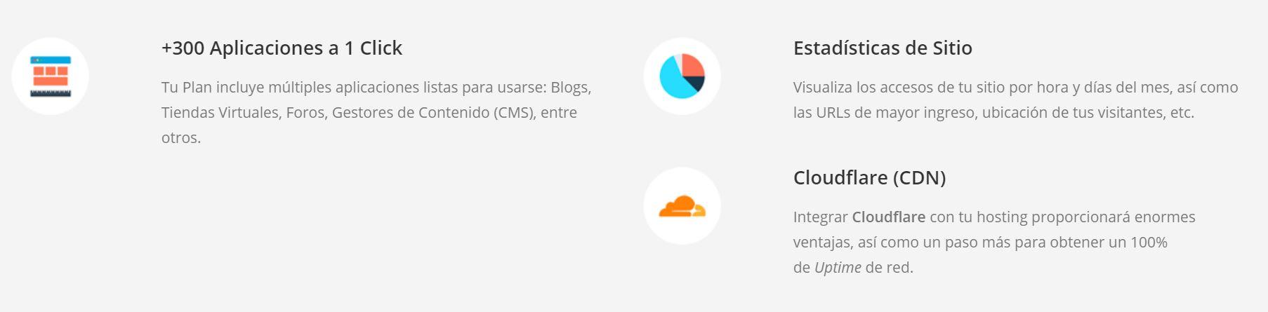 Al contratar un Chile hosting podrás acceder a un servicio de mail personal.
