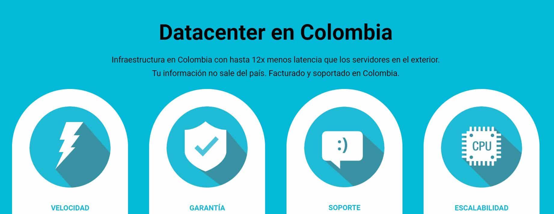 Los servicios de los hosting Colombia son variados en función del plan que adquieras.