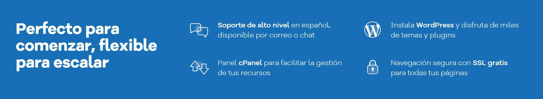 Es fácil instalar un hosting México y además tienes ayuda al usuario para hacerlo.