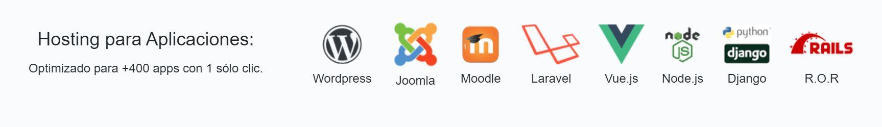 Los hosting Venezuela incorporan diferentes aplicaciones para sus usuarios.