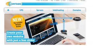 Contabo es un hosting internacional con buenas opiniones de usuarios.