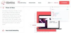 000webhost tiene planes gratis para los usuarios que no deseen gastar dinero en un plan de alojamiento.