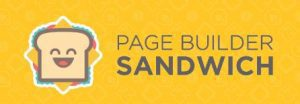 Website Builder de Page Builder Sandwich