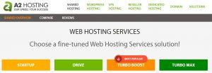 Los planes de A2 hosting son variados y ofrecen diferentes precios.