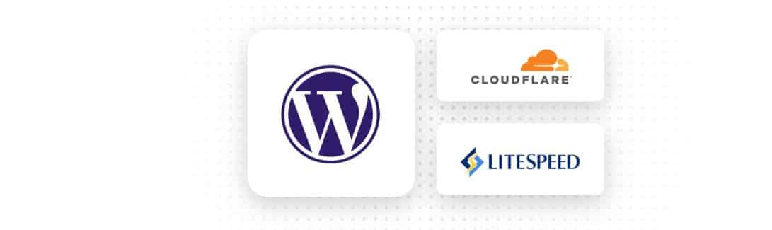 los servicios de alojamiento incluyen servicios de CMS como WordPress, útiles para manejar el sitio.