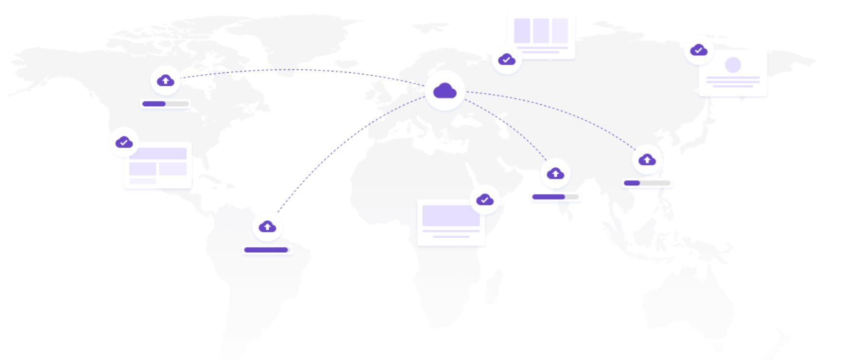 un hosting es el servicio adecuado para alojar tu página web.