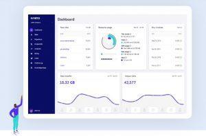 El Panel de Control y Bases De Datos de Kinsta Hosting son bien valoradas por los clientes.