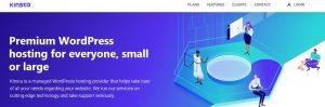 Kinsta Hosting es un proveedor internacional de hosting con buenas opiniones de sus usuarios.