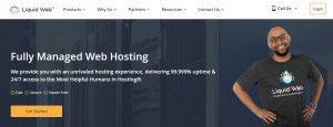 Liquidweb es un proveedor internacional de hosting con buen funcionamiento en todos sus planes.