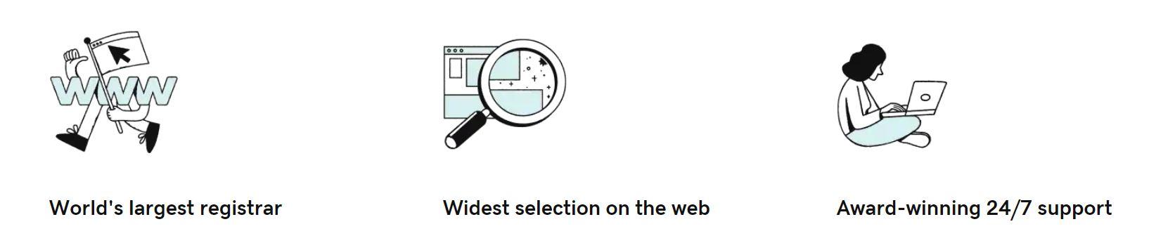 Puedes buscar un dominio disponible en un registrador de dominios online.