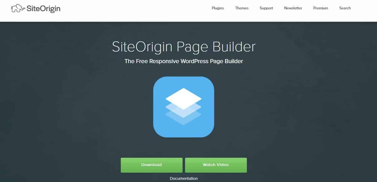 Webiste Builder Review SiteOrigin