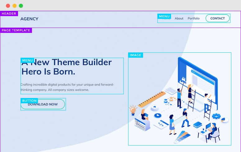 Webiste Builder Review Themify