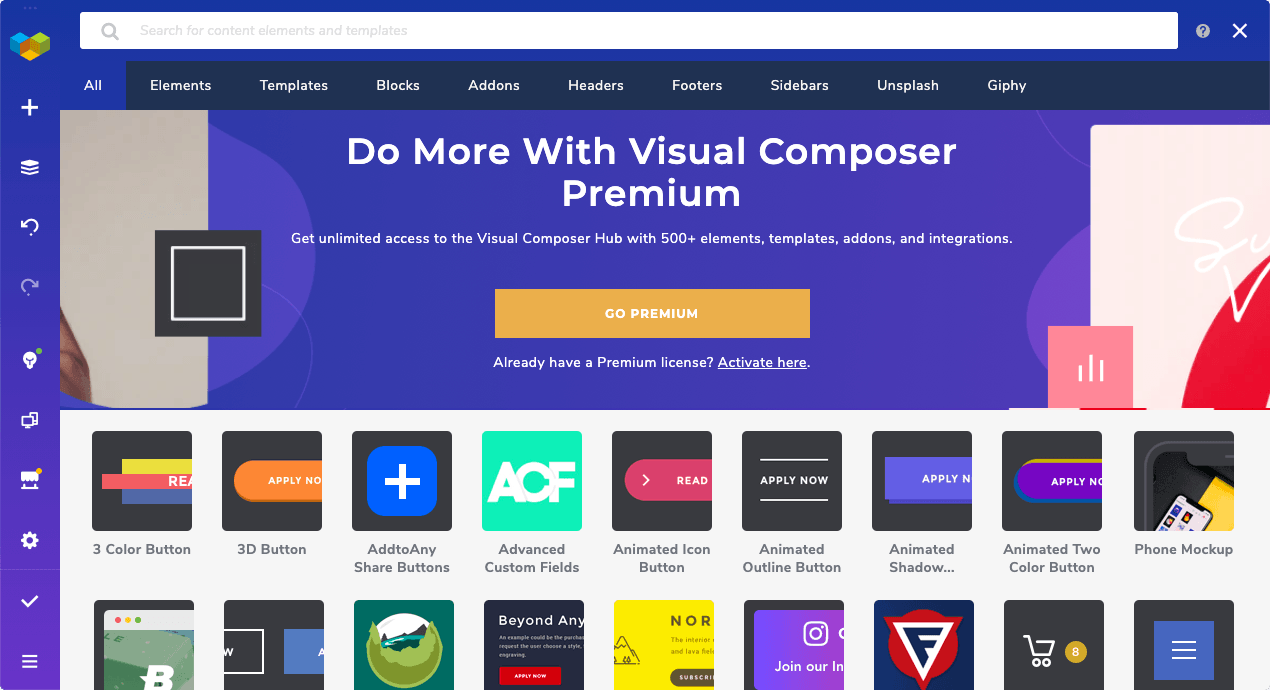 Webiste Builder Review Visual Composer
