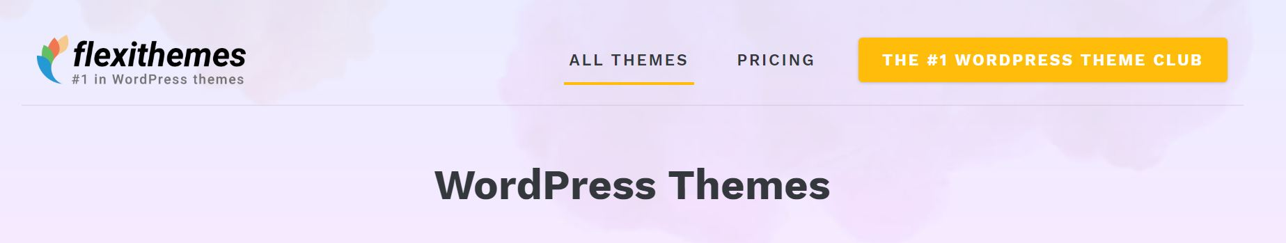 Free WordPress Themes are used by both novice and expert web developers to create clean and easy to create sites.