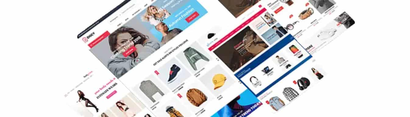 Free WordPress Themes are designed for e-commerce, affiliate marketing projects and much more.