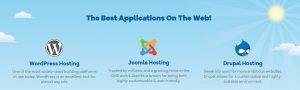 aplicaciones y funcionalidades de los mejores hosting web