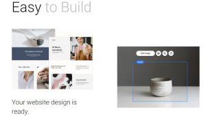 Zyro Website Builder Features
