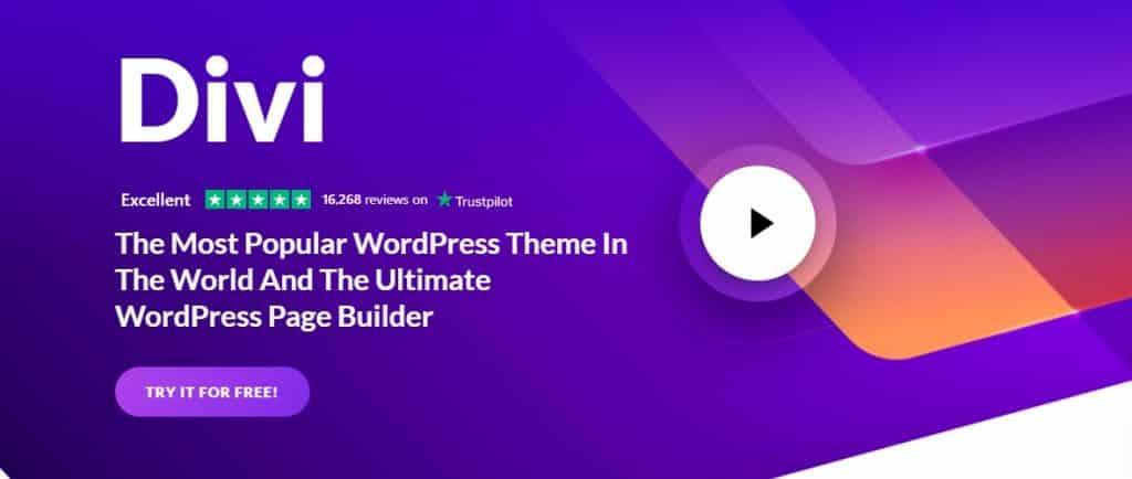 Divi Website Builder
