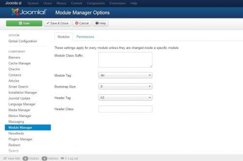 configurar hosting para cms joomla