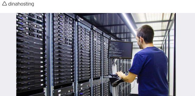 dina hosting servidores
