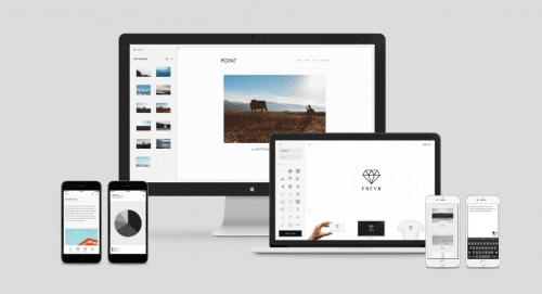 Squarespace es una empresa con sede en Estados Unidos que presta servicios de diseño y alojamiento y hosting para páginas web